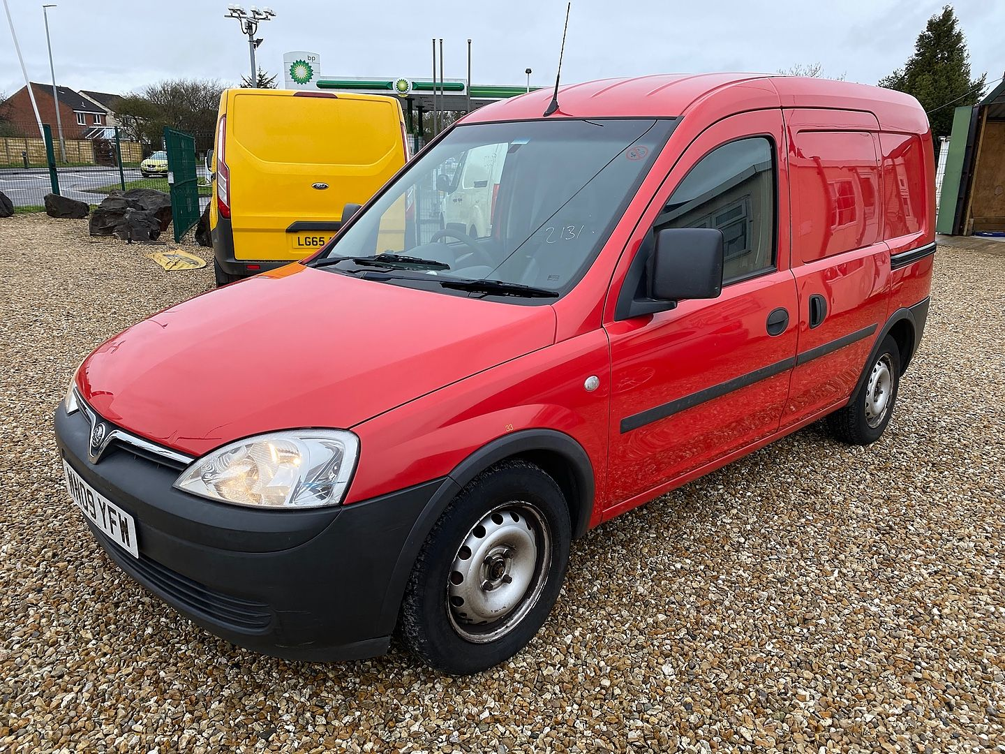 VAUXHALL Combo 1.3CDTi (2009) - Picture 4